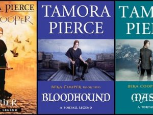 Beka Copper and Alanna Series By Tamora Pierce (Review)