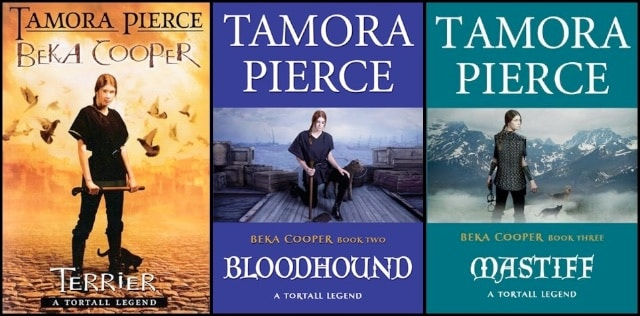 tamora pierce review