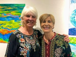 Art Show Opening: Susan Newbold and Nancy Mooslin