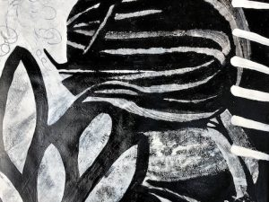 Eight New Black and White Abstracts