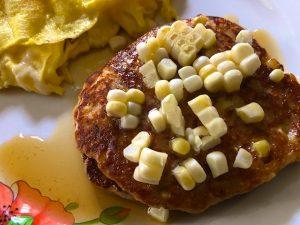 Gluten Free Corn Cakes (Recipe)
