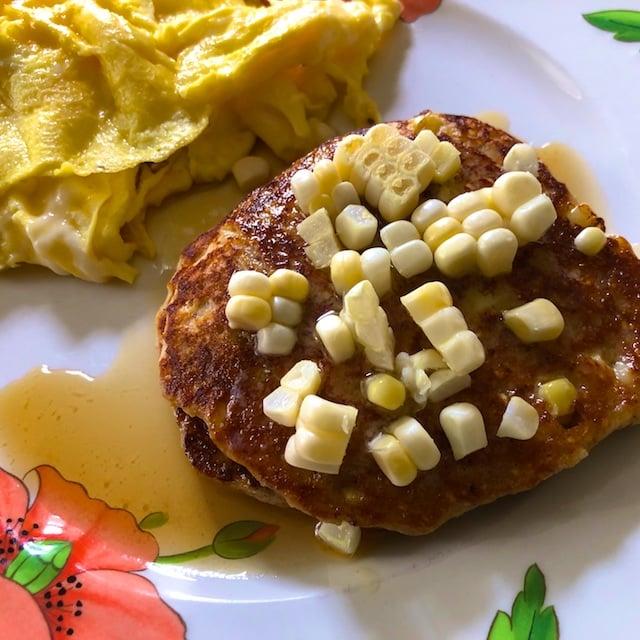 Gluten Free Corn Cakes Recipe