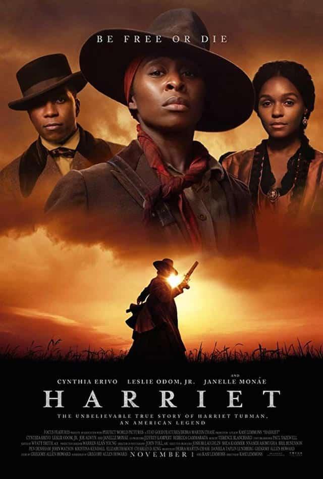 Harriet movie review