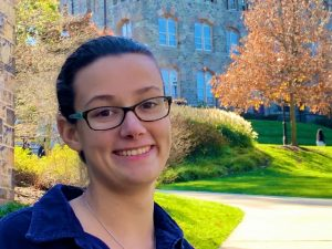 Visiting Our Daughter and Lehigh University Campus (Photos)