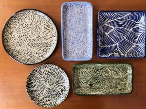 Pottery Fresh Out of the Kiln