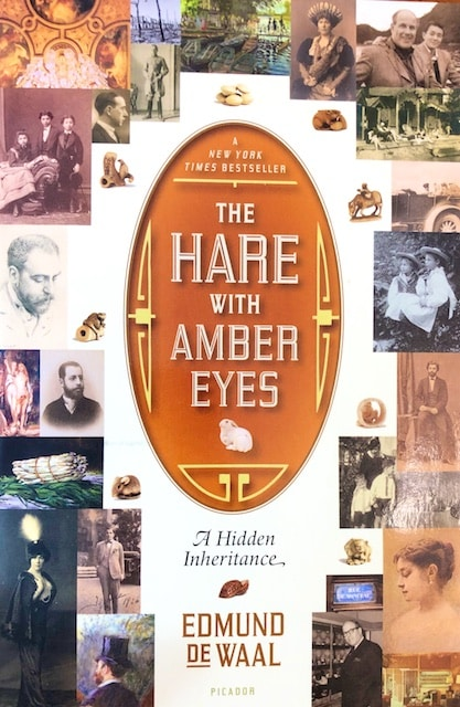 The Hare with Amber Eyes (Book Review)