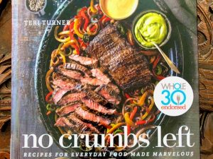 No Crumbs Left (Cookbook Review)