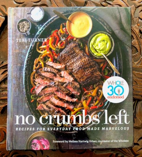 No Crumbs Left cookbook review