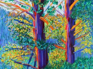 Two New Landscapes in Pastel