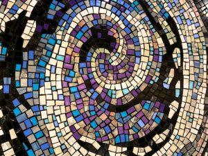 Mosaics in the Orlando Airport (Photos)