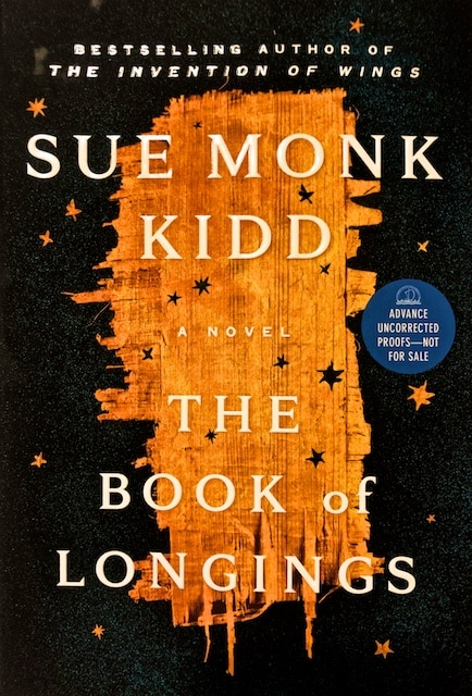 Book of Longings (Book Review)