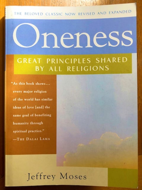 Oneness Book review