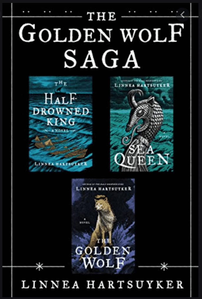 Golden Wolf Saga book review