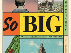 So Big (Book Review of 1924 Pulitzer Prize Winner)