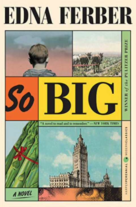 So Big book Review