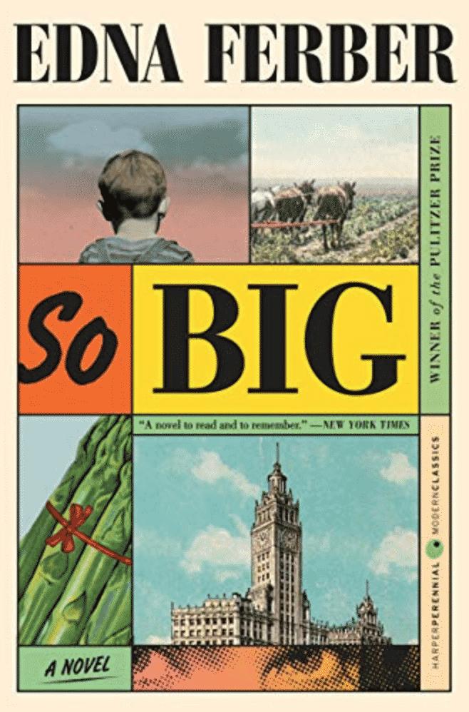 So Big book Review