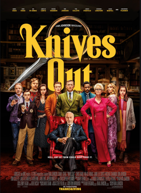 Knives Out Movie Review