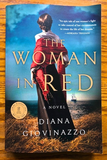 The Woman in Red Book Review