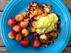 Unconstructed Fish Taco (Recipe)