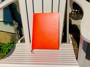 Bible Lesson Study Journal (Photos of Recent Pages)