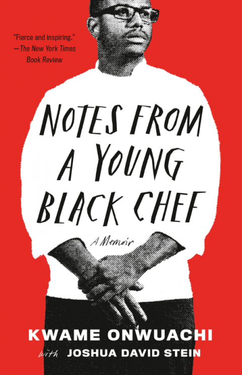 Notes from a Young Black Chef book Review