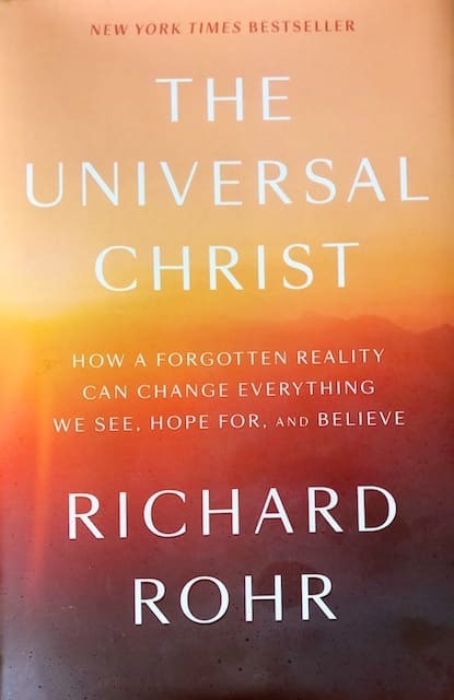 The Universal Christ book review with quotes