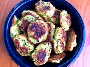 Zucchini Tots (Recipe)