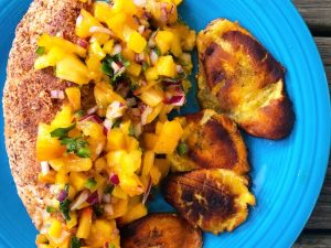 Fruity Yellow Tomato Salsa (Recipe)