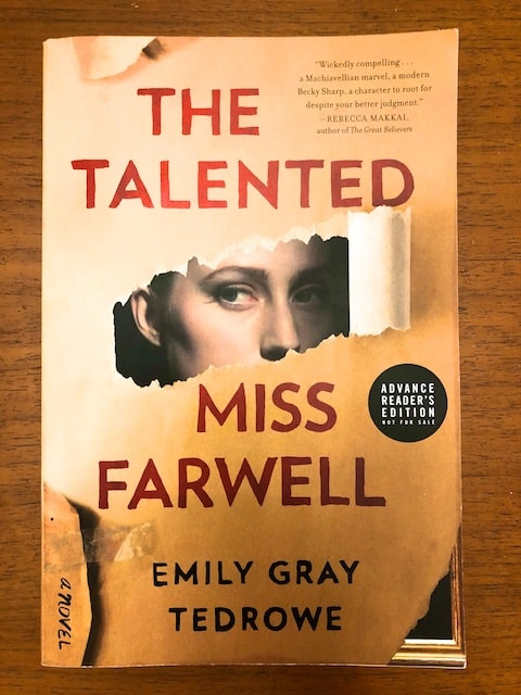 The Talented Miss Farwell book review