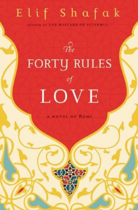 Forty Rules of Love (Book Review with Quotes)