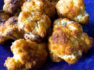Cauliflower Poppers (Fabulous Air-Fried Recipe)