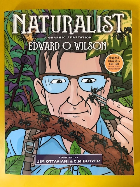The Naturalist book review