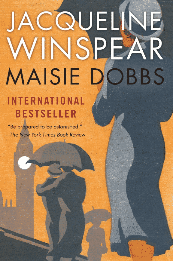Maisie Dobbs Mystery Series Review