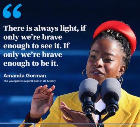 Amanda Gorman's inaugural poem