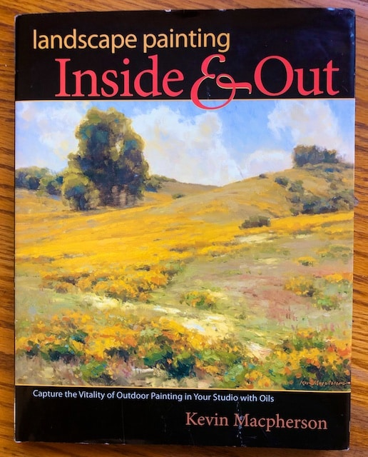 Landscape Painting Inside and Out Book Review