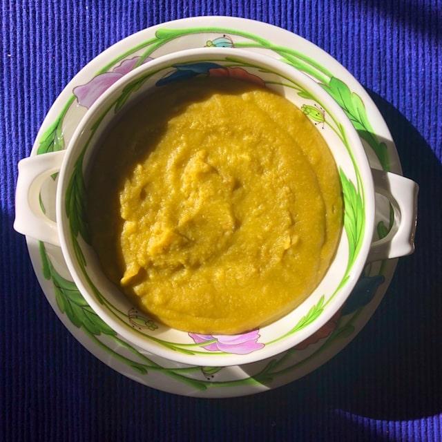 Vegan Split Pea Soup Recipe