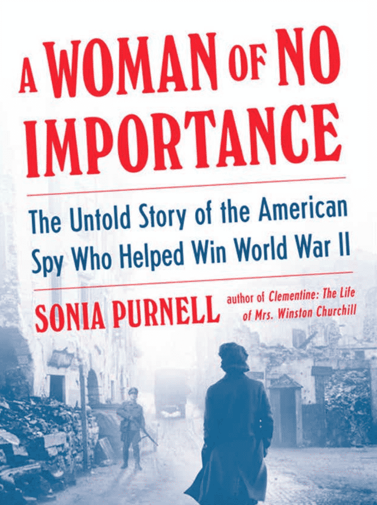 A Woman of No Importance (book Review)