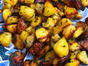 Perfect Potato Hash (Home Fries Recipe)