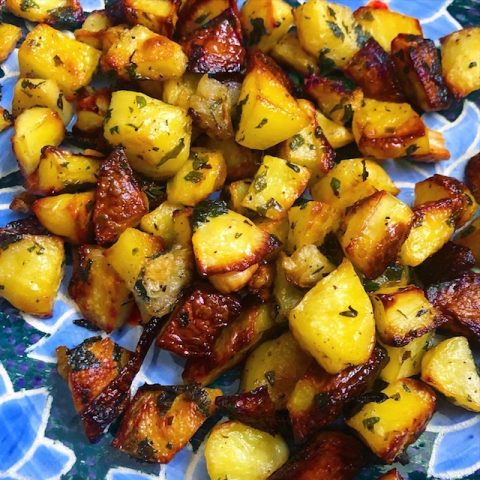 Perfect Potato Hash recipe