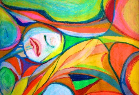 My Body is a celebration of Divine Mind, poem by Polly Castor
