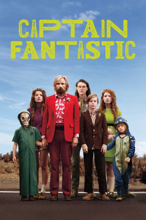 Captain Fantastic Movie Review
