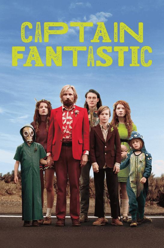 Captain Fantastic Movie Review