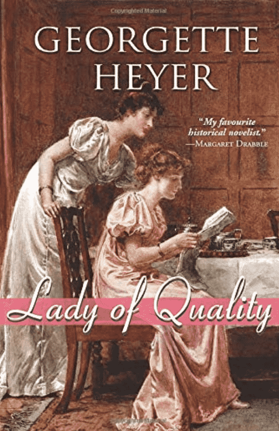 Lady of Quality (book Review)