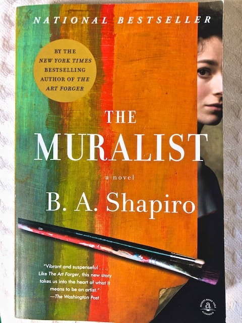 The Muralist (book review)