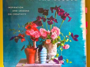 Life in the Studio by Frances Palmer (Book Review / Featured Artist)
