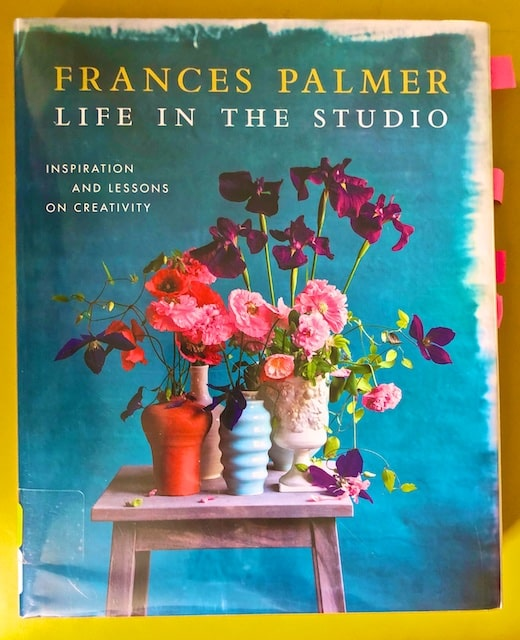 Life in the Studio by Frances Palmer book review and featured artist