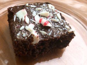 Peppermint Brownies (Recipe)