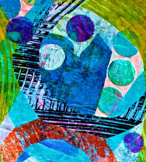 Reframing poem, by Polly Castor