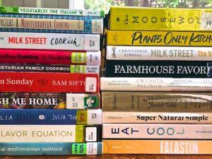 Exploring New Cookbooks