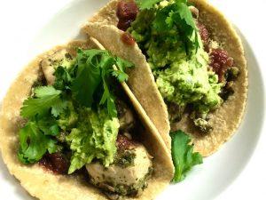Pablano Fish Tacos (Recipe)